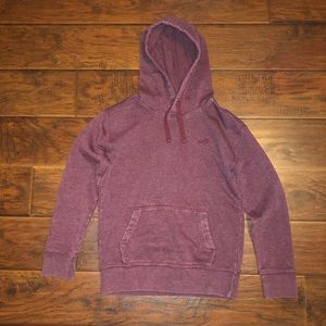 Hollister Distressed Icon Hoodie